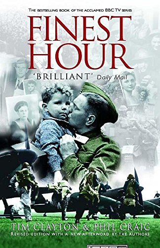 9780340769218: Finest Hour