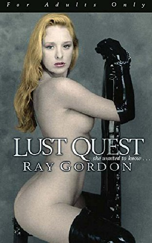 9780340769270: Lust Quest (New English Library)