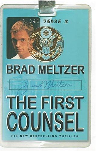 First Counsel: Meltzer, Brad
