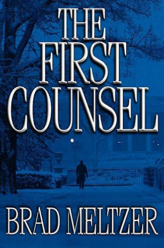 9780340769386: The First Counsel
