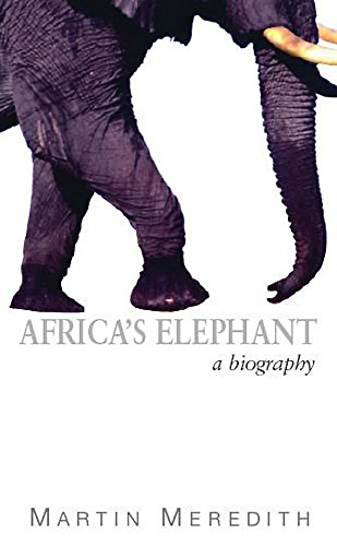 9780340770818: Africa's Elephant: A Biography