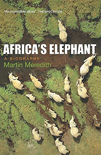 9780340770825: Africa's Elephant: A Biography