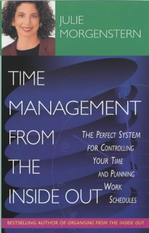 9780340771389: Time Management from the Inside Out