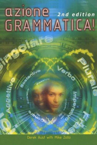 9780340772003: Azione Grammatica! (Action Grammar A-Level)
