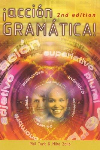 9780340772034: Accion Gramatica!: New Spanish Grammar (Action Grammar A-Level) (English and Spanish Edition)