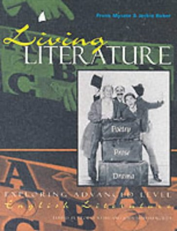 9780340772089: Living Literature (Living Language Series)