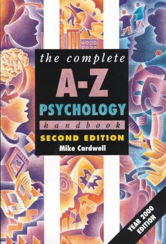 A Students A-z Of Psychology 2nd Edition Pdf