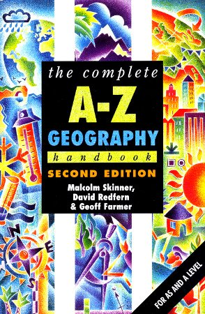 9780340772171: The Complete A-Z Geography Handbook (Complete A-Z Handbooks)