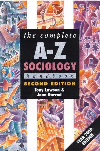 9780340772201: The Complete A-Z Sociology Handbook (Complete A-Z Handbooks)