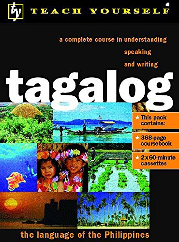 9780340772508: Tagalog (Teach Yourself Languages)