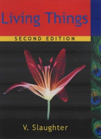 9780340772812: Living Things