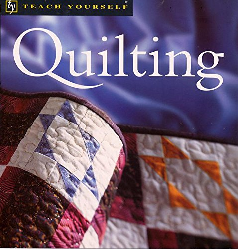 9780340772997: Quilting (Teach Yourself)