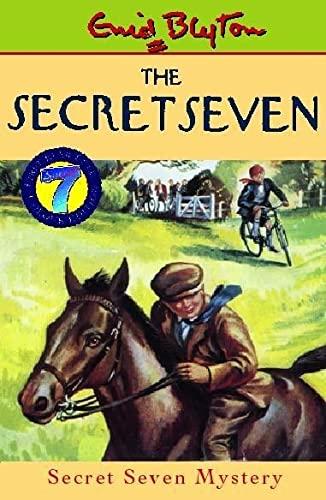 9780340773130: Secret Seven Mystery (The Secret Seven Millennium Editions)
