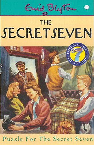 9780340773147: Puzzle For The Secret Seven: Book 10