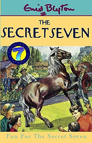 9780340773192: Fun for the Secret Seven (The Secret Seven Millennium Editions)