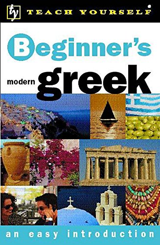 9780340774427: Beginner's Greek (Teach Yourself)