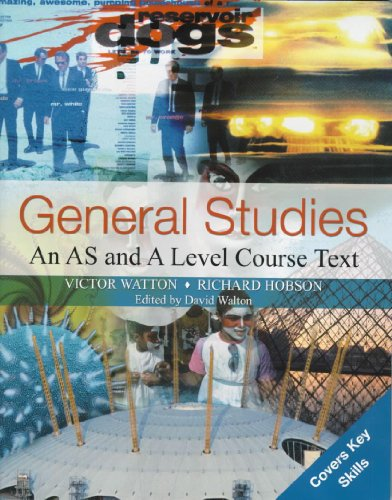 9780340775394: General Studies: AS and A Level Course Text