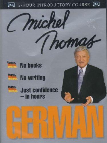 9780340775516: German with Michel Thomas (Michel Thomas Series)