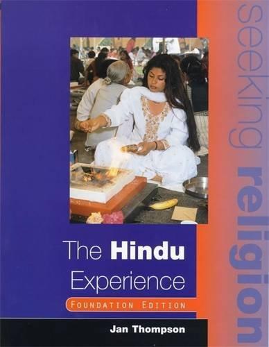 9780340775813: The Hindu Experience: Foundation Edition (Seeking Religion)