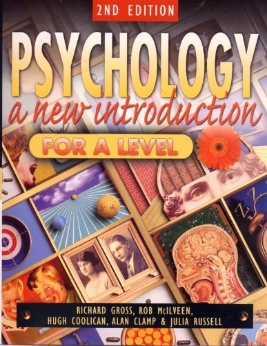 9780340776896: Psychology: A New Introduction for a Level