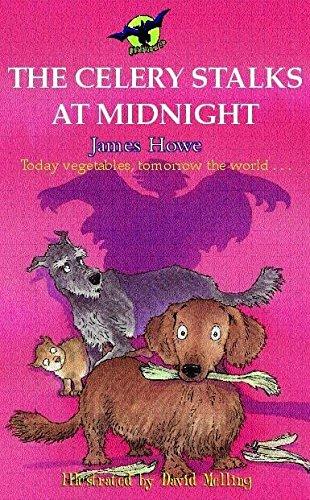 Bunnicula: The Celery Stalks Midnight Bk.3 (Bunnicula): Howe, James