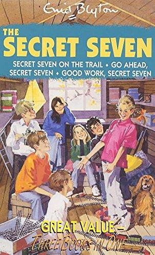9780340778708: The Secret Seven: