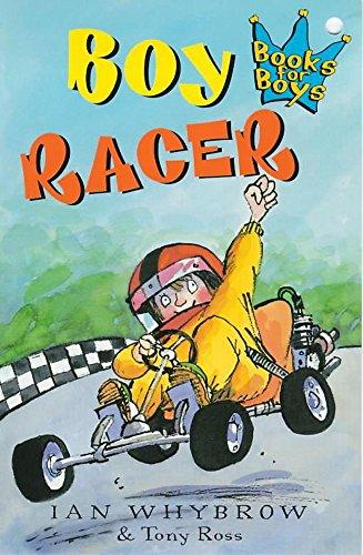 9780340778920: Boy Racer (Books for Boys)