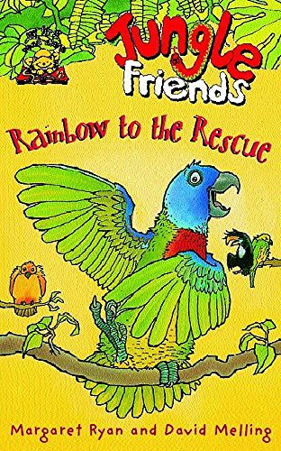 9780340779347: Jungle Friends: Rainbow to the Rescue Bk. 1 (My First Read Alones)