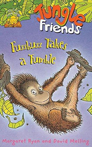9780340779361: Jungle Friends: Fuzzbuzz Takes a Tumble Bk. 3