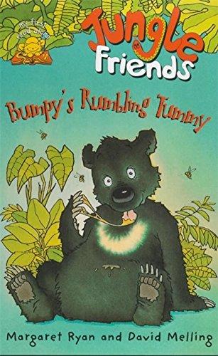 9780340779378: Jungle Friends: Bumpy's Rumbling Tummy Bk. 4