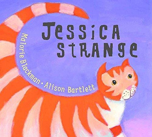 Jessica Strange (0340779640) by Malorie Blackman; Alison Bartlett