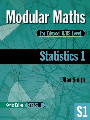 9780340779927: Statistics: v.1 (Modular Maths for Edexcel A/AS Level) (Vol 1)