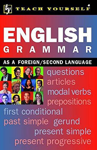 9780340780190: English Grammar (Teach Yourself)
