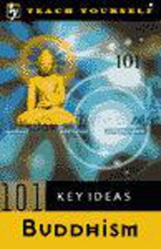 9780340780282: Buddhism (Teach Yourself 101 Key Ideas)