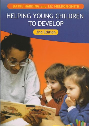 9780340780374: Helping Young Children to Develop (Introduction to Child Care Series)