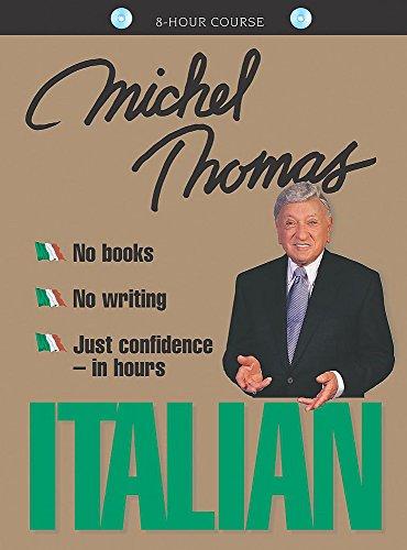 9780340780695: Italian with Michel Thomas (Michel Thomas Series)