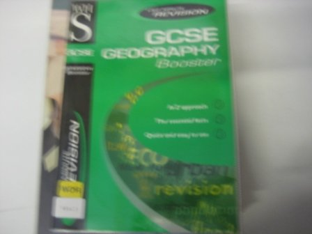 9780340780879: WHSmith GCSE Geography Booster
