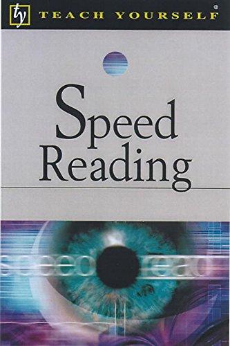 9780340780947: Speed Reading (Teach Yourself)