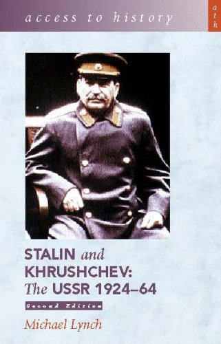 9780340781449: Stalin and Khrushchev: the USSR 1924-1964 (Access to History)