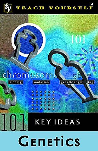 9780340782118: Genetics (Teach Yourself 101 Key Ideas)