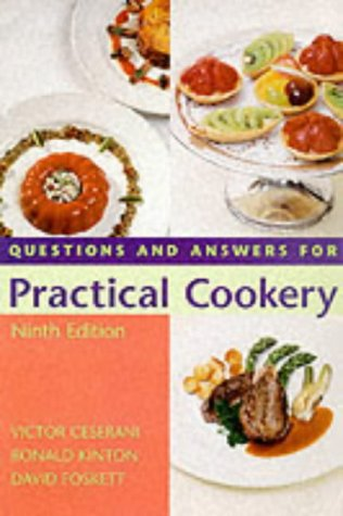 9780340782439: Questions and Answers for Practical Cookery