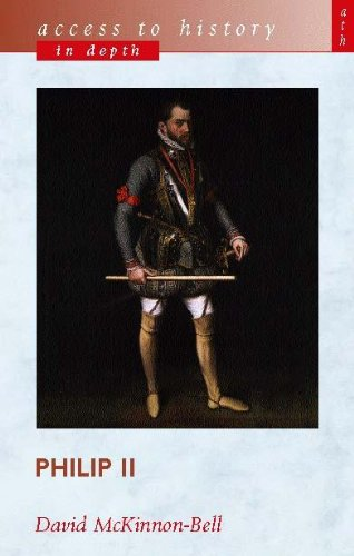 9780340782576: Philip II (Access to History in Depth)