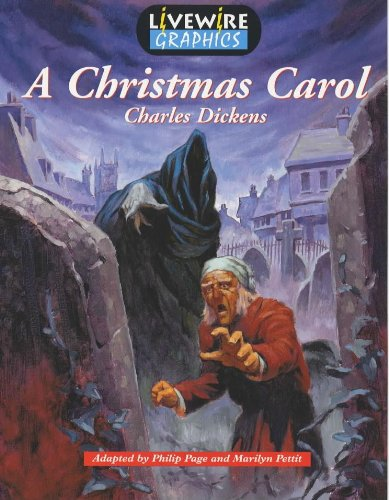9780340782613: Christmas Carol, A (Livewire Graphics for Lower Attainers)