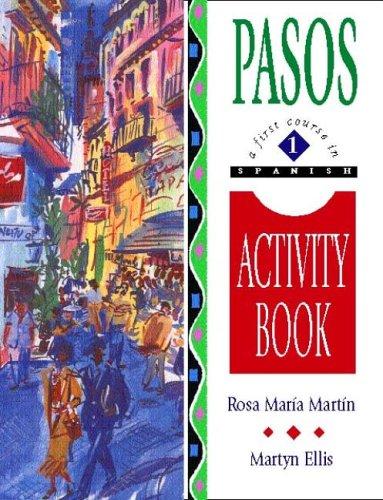 9780340782934: Pasos: Activity Book v.1 (Vol 1)