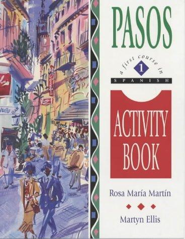 9780340782934: Pasos 1: Activity Book Vol 1