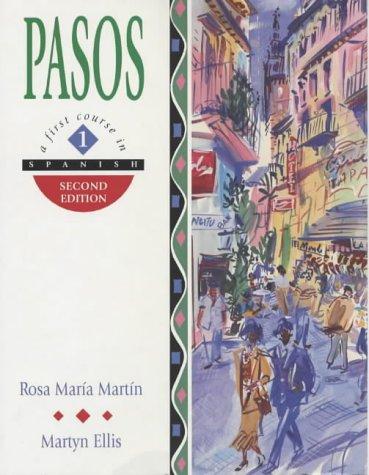 9780340782941: Pasos 1 Student BOOK 2ED: Student's Book Vol 1