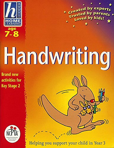 9780340783467: Hodder Home Learning: Handwriting Age 7-8