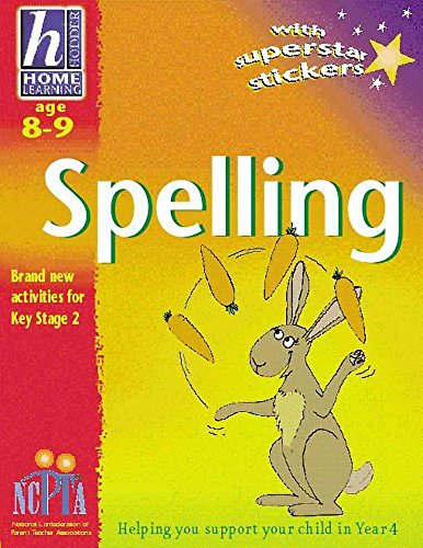 9780340784617: Age 9-10 Spelling (Hodder Home Learning: Age 8-9)