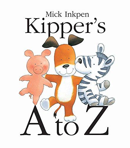 9780340784839: Kipper's A to Z : An Alphabet Adventure