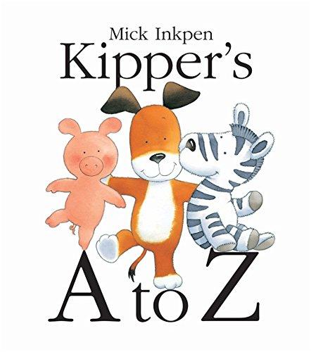 9780340784846: Kipper: Kipper's A to Z